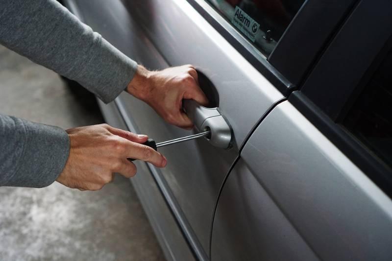 auto più rubate
